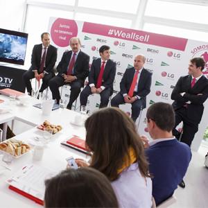 LG acerca la realidad virtual a las aulas con su iniciativa de ventas 'LG Day'