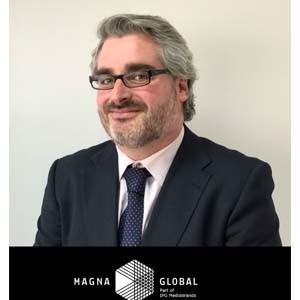 Manuel García Meroño, nuevo director general de Magna Global