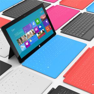 Al gigante del software Microsoft le sonríen los números en el primer trimestre del año gracias al hardware