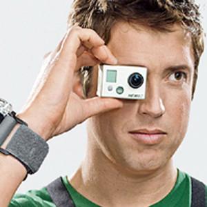 Nick Woodman, el creador y CEO de las cámaras GoPro, lidera la lista de directivos mejor pagados de EE.UU.