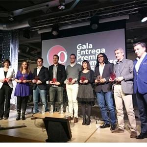 """Ve Interactive recibe el premio """"Mejor App para el entorno digital"""" en los Premios eCommerce"""