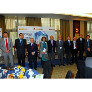 Participantes en el encuentro de Alta Dirección