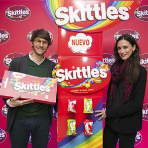 Skittles, la marca de caramelos más divertida llega a España