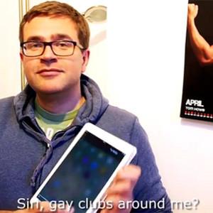 A la parlanchina Siri de Apple no le gustan los homosexuales (cuando habla en ruso)