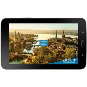 ¿Va a viajar a Zúrich próximamente? No hace falta que se lleve su tablet, el hotel se lo presta