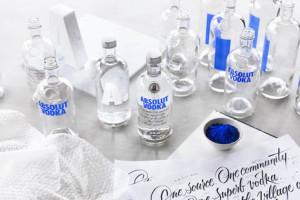 La famosa marca de vodka Absolut se hace un lavado de imagen