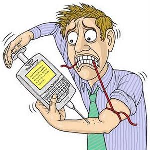 ¡Enganchados! Según el CIS el 80,1% de los españoles no puede vivir sin el móvil