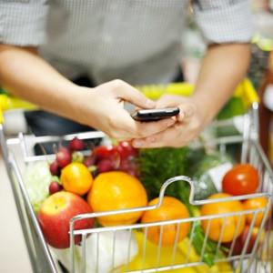 Una cuarta parte de los consumidores llena de alimentos la despensa con una app a su vera