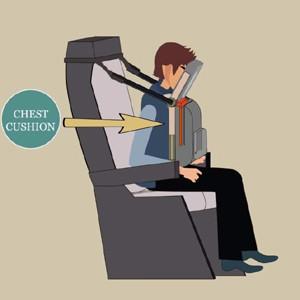 Dormir cómodamente en un avión será posible (o eso cree Boeing)