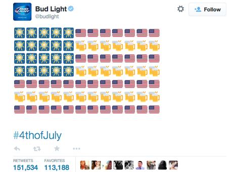 bud light emoticonos