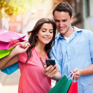 Los smartphones no están tan presentes en los hábitos de compra de los millennials como pensamos
