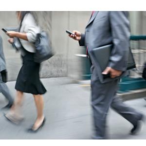 consumo del movil telefono
