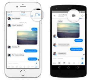 Las videollamadas aterrizan en Facebook Messenger (pero no en España)