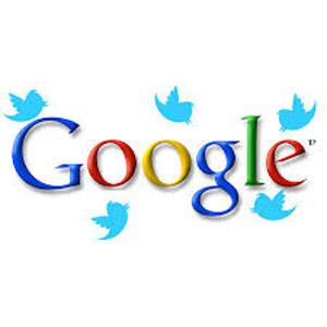 El interés de Google en Twitter ¿un