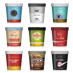 agencias de publicidad helados tarrinas
