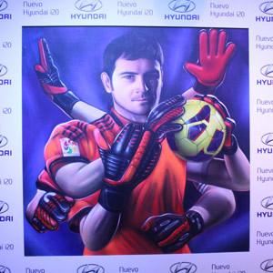 Hyundai lanza una innovadora subasta solidaria con el fin de recaudar fondos para la Fundación Iker Casillas
