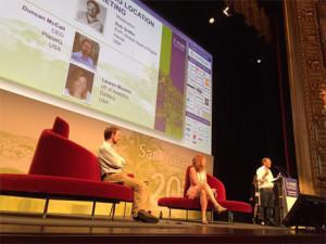 Móviles y localización: trasladando la publicidad tradicional al mundo real #icom15