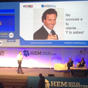 Conectar, compartir, colaborar y cocrear: las claves de la nueva economía digital en #HEMESIC