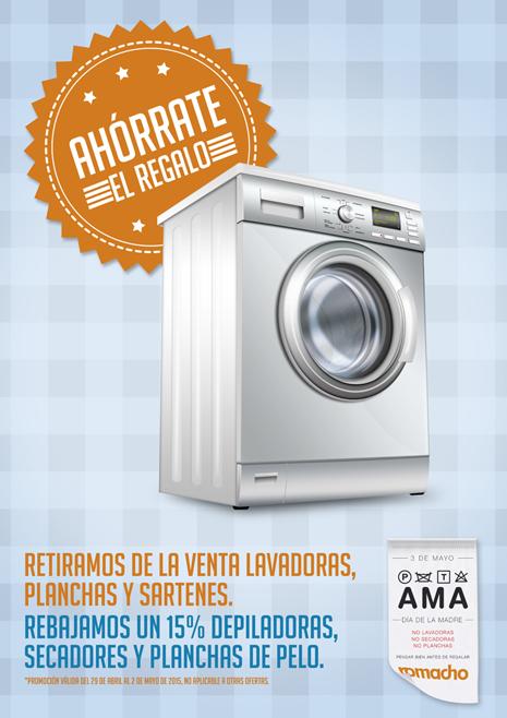 lavadora madre