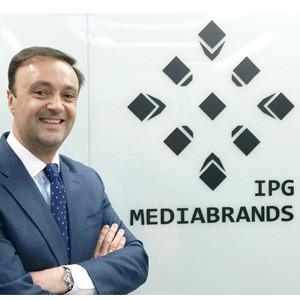 Luis Asenjo, nuevo head of business development en IPG Mediabrands