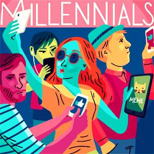 Millennials y apps de citas, la nueva arma secreta de los marketeros