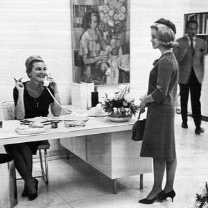 mujeres años 60