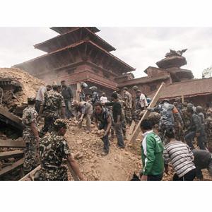 Inditex se solidariza con Nepal y dona 1,2 millones de euros para ayuda humanitaria