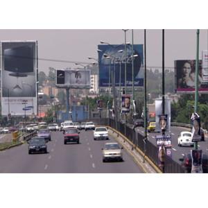 La publicidad en carreteras, en