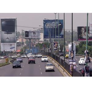 publicidad en carreteras