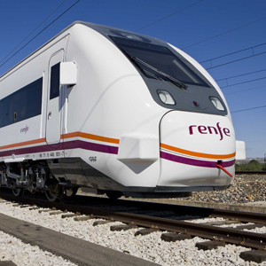 ¿Publicidad en el exterior de los trenes de Renfe? La compañía se lo está pensando