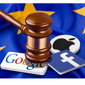 unión europea Europa juzgado juez Apple Facebook Google