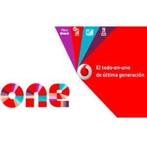4G, fibra óptica y TV, así es Vodafone One, la nueva oferta convergente de la compañía