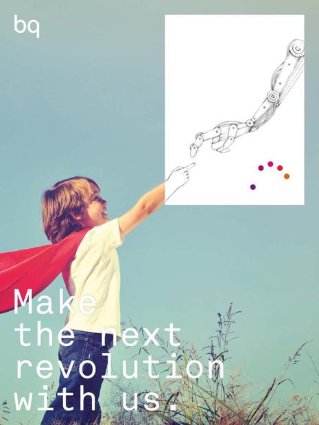 BQ_Make the next revolution with us
