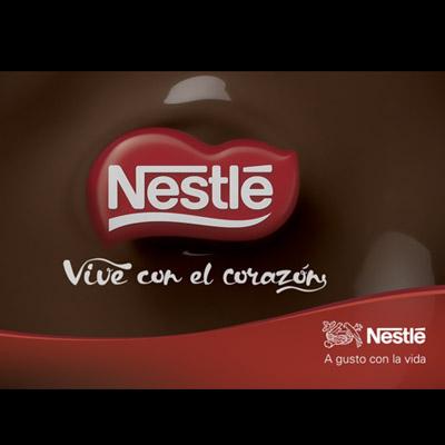 Chocolates Nestlé te anima a vivir con el corazón