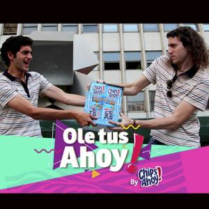 Chips Ahoy! premia la creatividad y valentía de sus seguidores, retándoles a aceptar desafíos #Oletusahoy