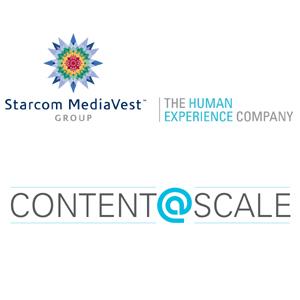 Starcom MediaVest Group lanza una solución de marketing en real-time bajo la marca Content@Scale.