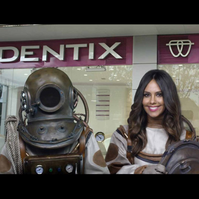 Sra Rushmore da vida a una nueva campaña de Dentix