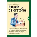 """M. Pimentel y J. Lázaro: """"Escuela de oratoria"""""""