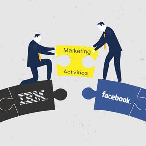 IBM y Facebook