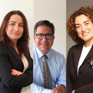 Kreab ficha 3 consultores para las áreas de Comunicación Corporativa y Financiera