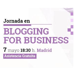 Conoce las claves, tendencias y oportunidades en blogging empresarial en la jornada gratuita de ICEMD