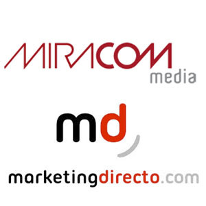 MarketingDirecto.com elige a Miracom Media como proveedor oficial de comunicación audiovisual