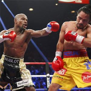 Dos telespectadores demandan al boxeador Manny Pacquiao por ocultar una lesión en el hombro (y estafarles)