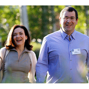 El mundo tecnológico lamenta la repentina pérdida del CEO de SurveyMonkey David Goldberg, marido de Sheryl Sandberg