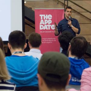 The App Date celebra su primer evento en San Francisco abriendo la conferencia Google I/O