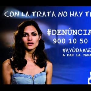 Mediaset España y la Policía Nacional estrenan una campaña dirigida a combatir la trata de mujeres