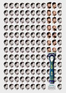 La nueva campaña de Wilkinson dice adiós a los afeitados aburridos