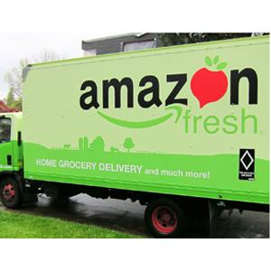 Amazon podría estar preparándose para ofrecer su propia línea de productos de primera necesidad como leche o cereales
