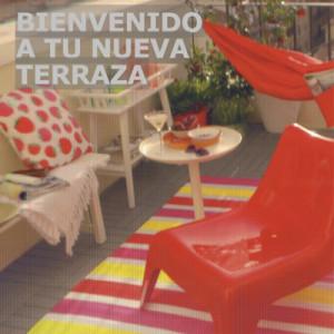 #amigosdelasterrazas, nueva campaña de Ikea