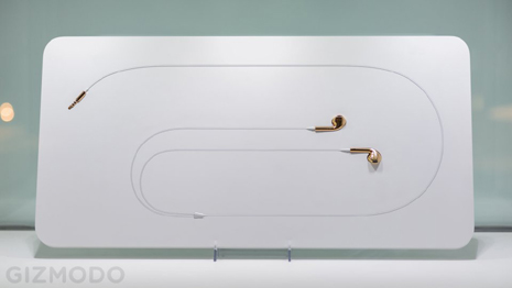 auriculares oro